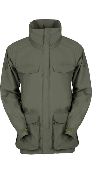 Norrøna Finnskogen Dri Jacket Unisex Light Green